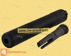 MAGPUL PTS AAC SPR / M4 Silencer Deluxe Version (14mm CW, Black)